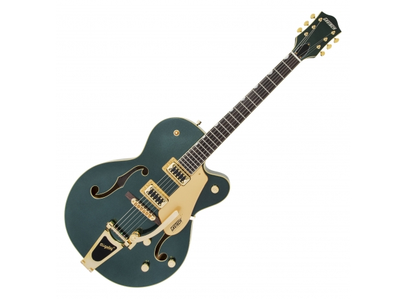 Guitarras formato Hollowbody Gretsch G5420TG-LTD Caddy Green