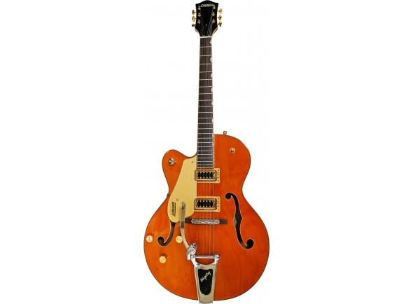 Guitarras Esquerdinos Gretsch G5420TGLH-59 Vintage Orange