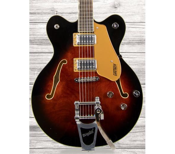 Guitarras formato Hollowbody Gretsch  G5622T Elmtc CB DC Bgsby SBB