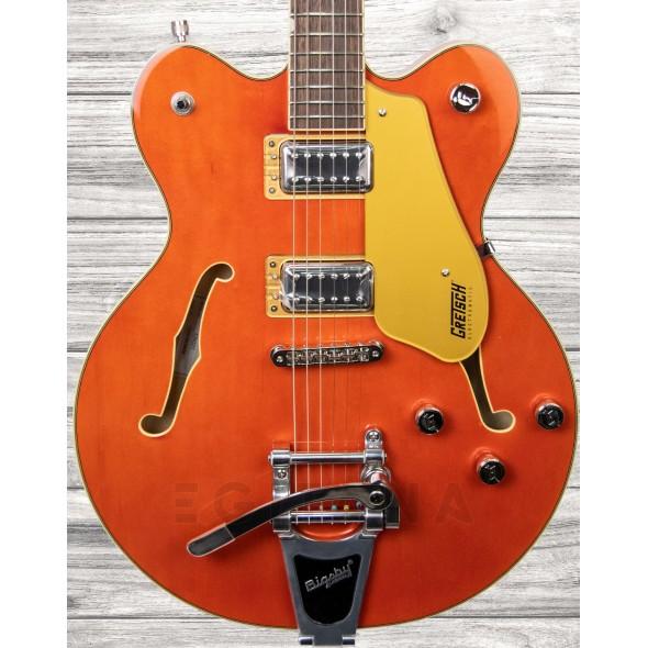 Guitarras formato Hollowbody Gretsch G5622T EMTC CB DC ORG