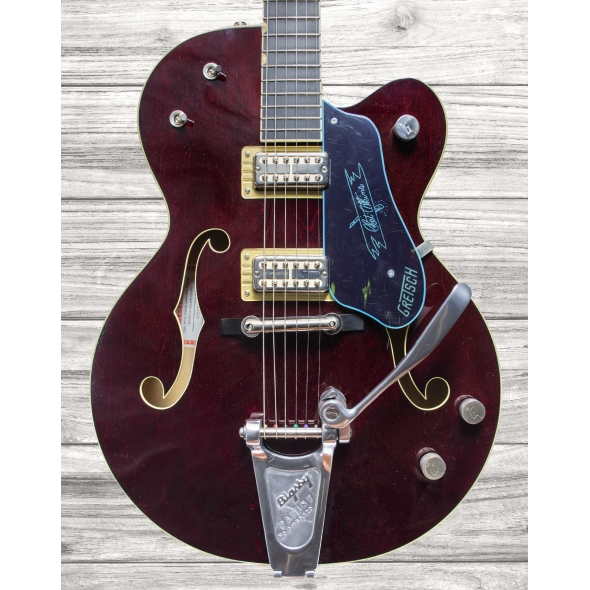 Guitarras formato Hollowbody Gretsch G6120T-59 LTD Nashville DCS