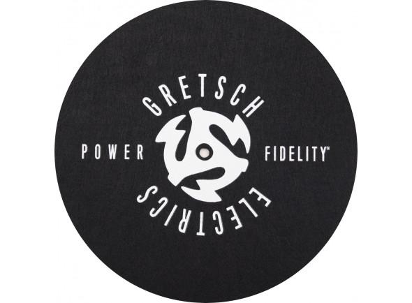 Tapete deslizante para Gira-Discos/Slipmats Gretsch  RECORD SLIPMAT