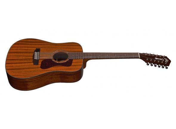 Guitarras acústicas de 12 cordas Guild D-1212E