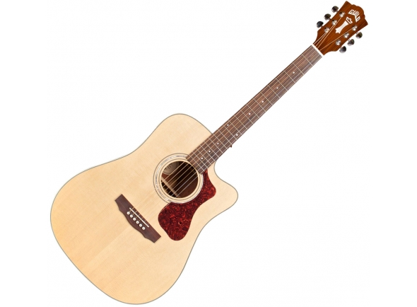 Guitarras Dreadnought Guild D-140CE Nat Westerly