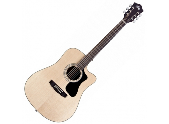 Guitarras Dreadnought Guild D-150CE