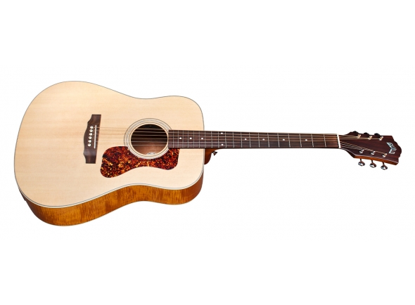 Guitarras Dreadnought Guild D-240E Flamed Mahogany