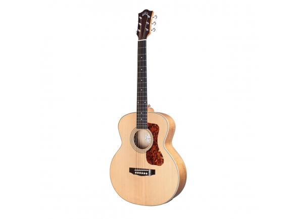 Outras guitarras acústicas Guild Jumbo Jr Flame Maple