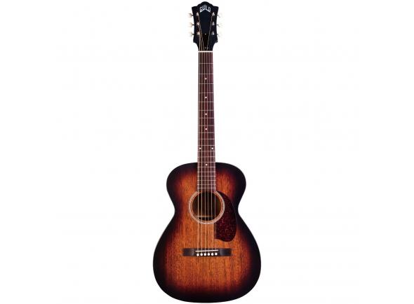 Outras guitarras acústicas Guild M-20E Vintage Sunburst