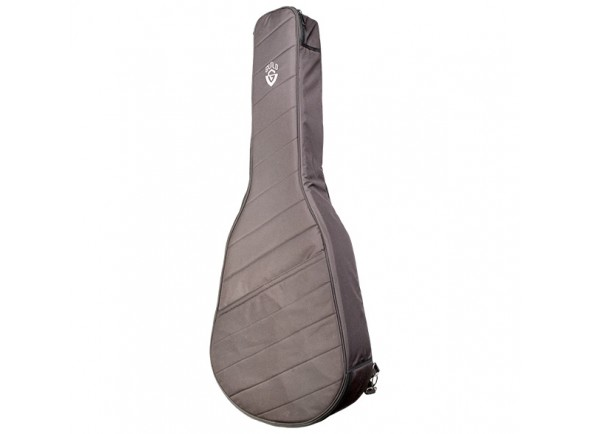 Saco para Guitarra Clássica/Saco para Guitarra Dreadnought Guild Saco Deluxe para Jumbo