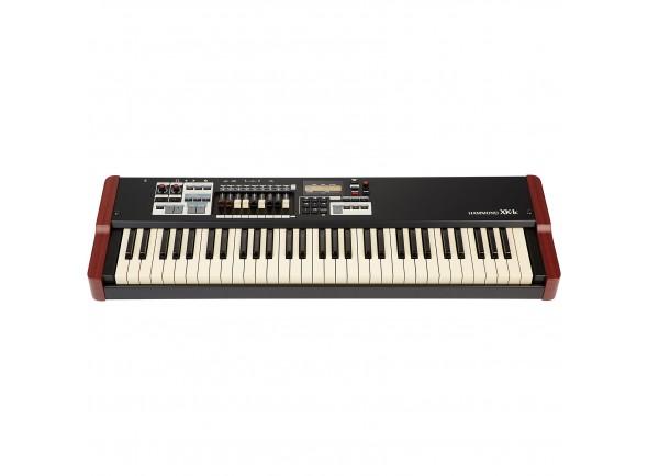 Órgão-mestre-teclado compacto/Orgãos Elétricos Hammond XK-1C
