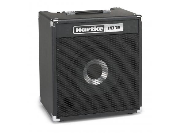 Combos de Baixo a Transístor Hartke HD 75