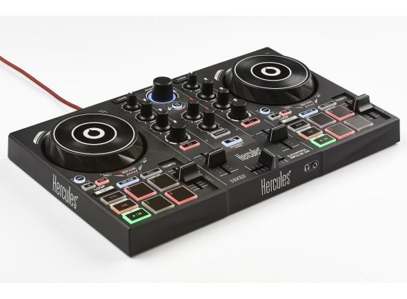 B-stock Controladores DJ Hercules DJ Control Inpulse 200 B-Stock