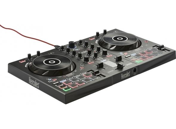 Controladores DJ Hercules DJ Control Inpulse 300