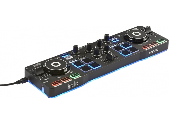 Controladores DJ Hercules DJ Control Starlight