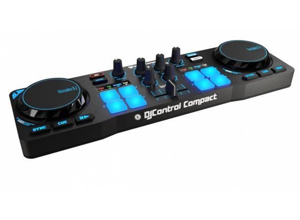 Controladores DJ/Controladores DJ Hercules DJ DJ Control Compact