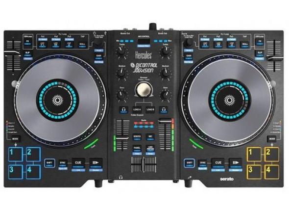 Mesas de mistura de 2 Canais Hercules DJ DJ Control Jogvision