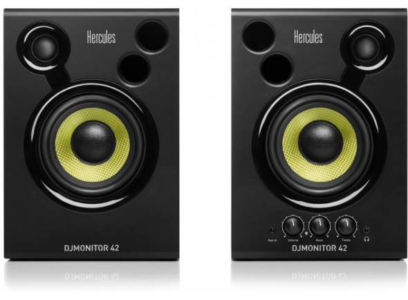 Monitor de estúdio Hercules DJ Monitor 42