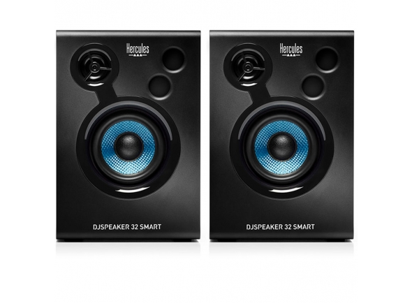 hercules dj Monitores de estúdio activos Hercules DJ Speaker 32 Smart Bluetooth