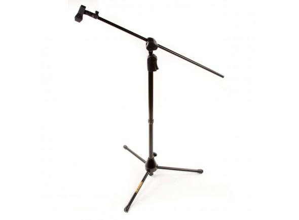 Suporte para guitarra e baixo/Soporte de micrófono Hercules Stands MS533B B-Stock