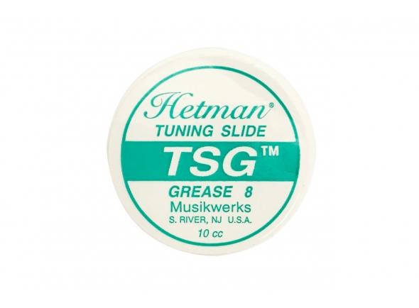 Lubrificantes para sopros Hetman Nr. 8 Slide Grease