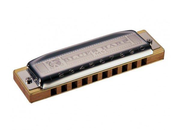 Harmónica diatónica /Harmónica diatónica  Hohner Blues Harp MS F