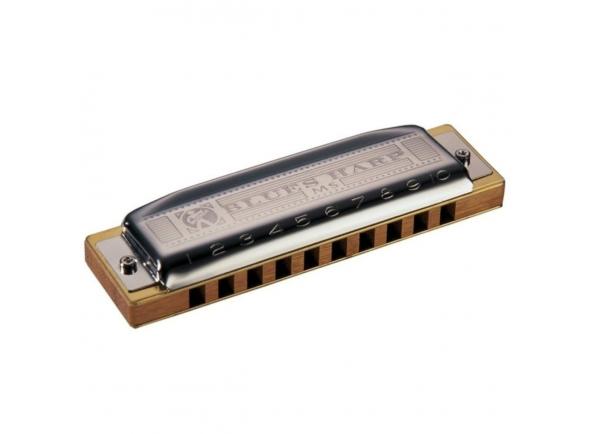 Harmónica diatónica  Hohner Blues Harp MS Db