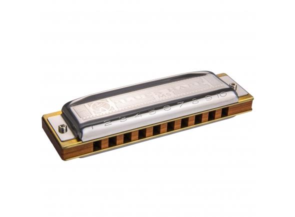Harmónica diatónica  Hohner Blues Harp MS G