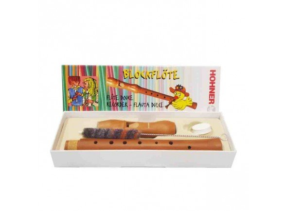 Flauta soprano (alemão)/Flauta soprano (alemão) Hohner 9501