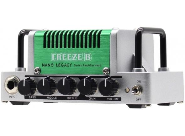 Cabeças para guitarra  HoTone Nano Legacy Freeze B