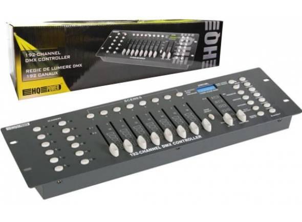 Controlador DMX/Controlador DMX HQ Power VDPC145