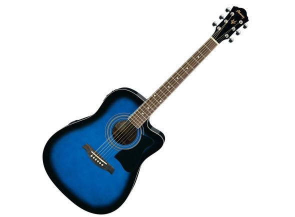 Guitarras Dreadnought Ibanez 72ECE TBS