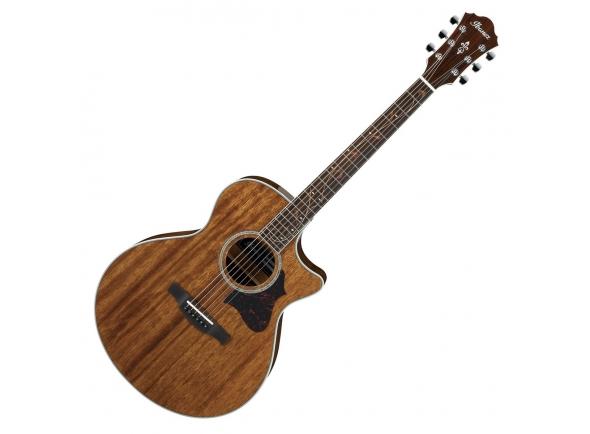 Outras guitarras acústicas Ibanez AE245-NT