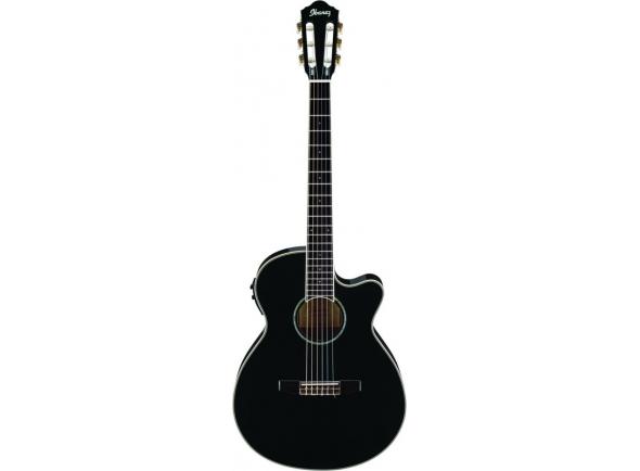 Guitarra Clássica Ibanez AEG10NII-BK