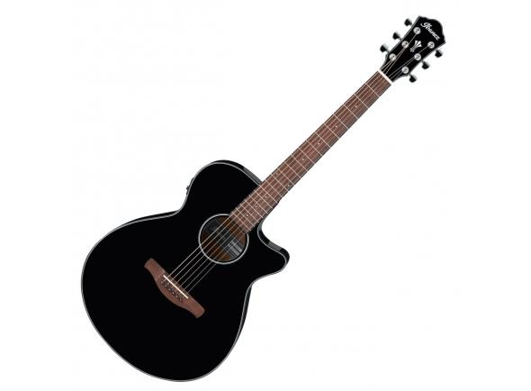 Outras guitarras acústicas Ibanez AEG50-BK