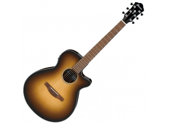 Outras guitarras acústicas Ibanez AEG50-DHH