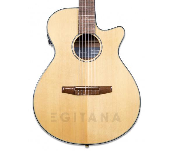 Guitarras clássicas eletrificadas Ibanez AEG50N-NT Nylon