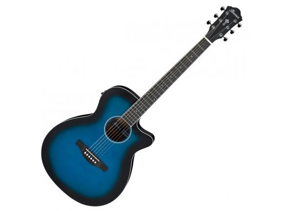 Outras guitarras acústicas Ibanez AEG7-TBO