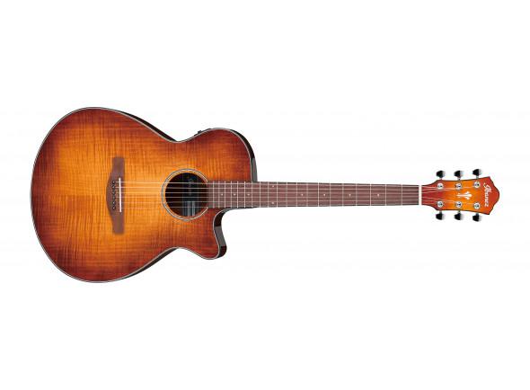 Guitarras clássicas eletrificadas Ibanez  AEG70-VVH