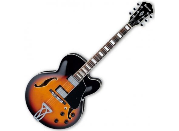Guitarras formato Hollowbody Ibanez AF75-BS