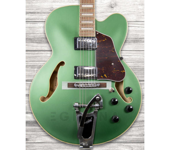 Guitarras formato Hollowbody Ibanez AFS75T-MGF
