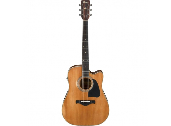 Guitarra acústica eletrificada/Guitarras Dreadnought Ibanez AVD11CE-ANS
