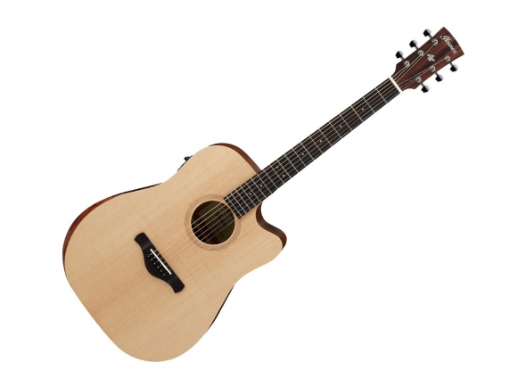 Guitarras Dreadnought Ibanez AW150CE-OPN