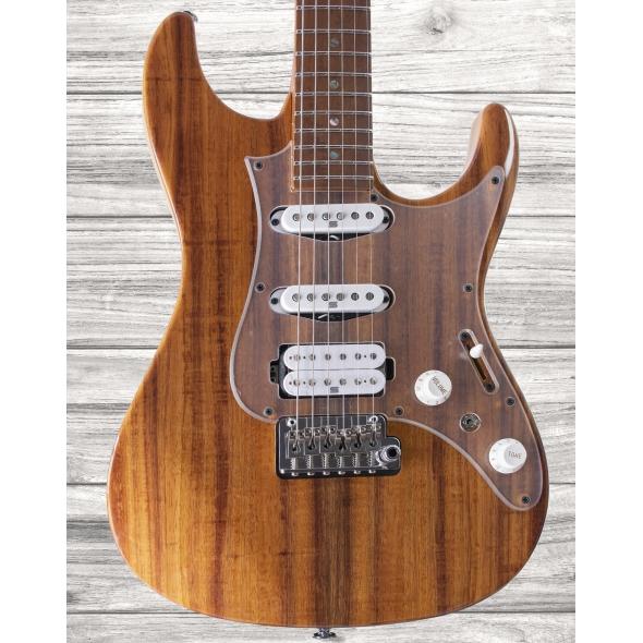 Guitarras formato ST Ibanez AZ2204KB KB