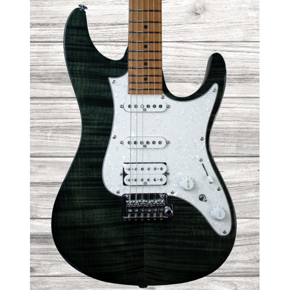 Guitarras formato ST Ibanez AZ224F-BI