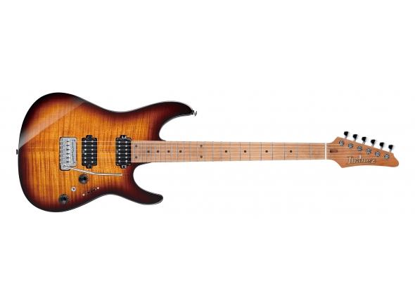 Guitarras formato ST Ibanez AZ242F-DEB