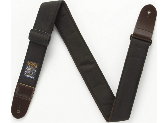 Correia de nylon Ibanez DCS50-BK Designer Strap