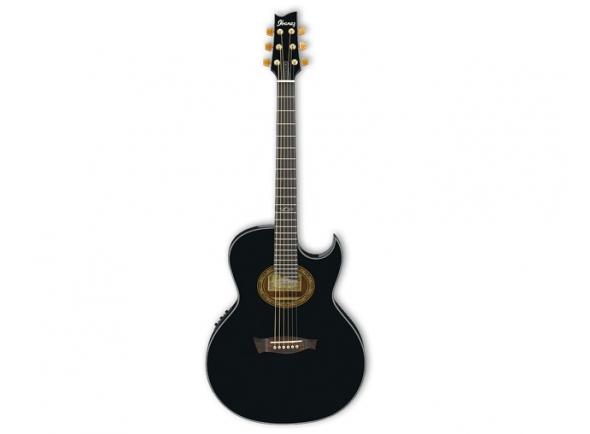 Guitarras Signature Ibanez EP5 Steve Vai Black