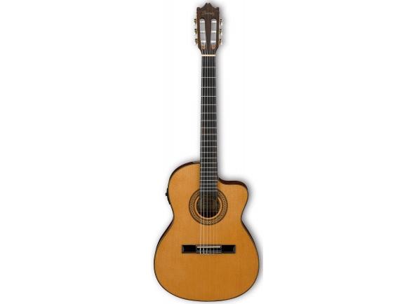 Guitarra Clássica Ibanez GA5TCE-AM