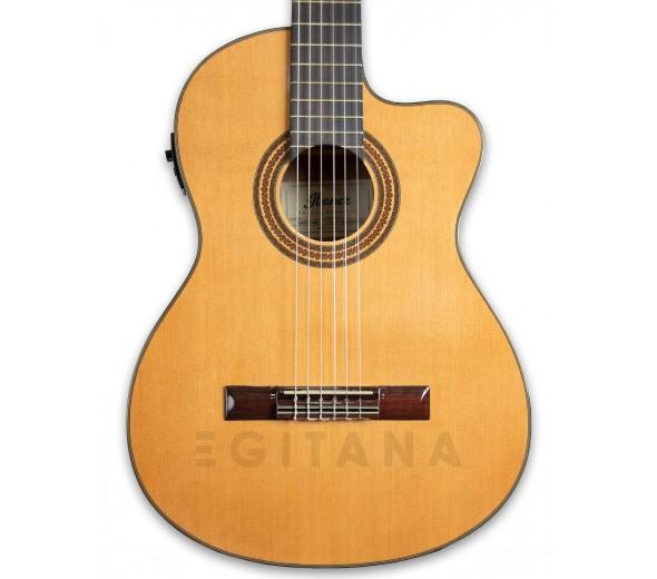 Guitarras clássicas eletrificadas Ibanez GA6CE-AM