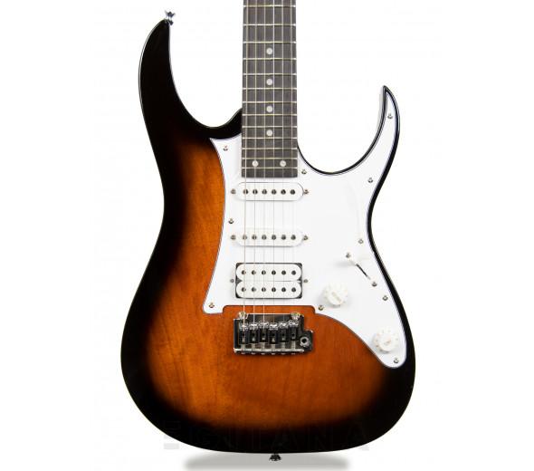 Guitarras formato ST Ibanez GRG140-SB